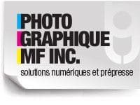 PHOTO GRAPHIQUE MF INC. Logo